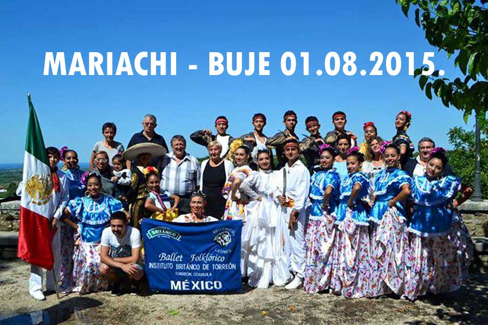 Mariachi buje 010815