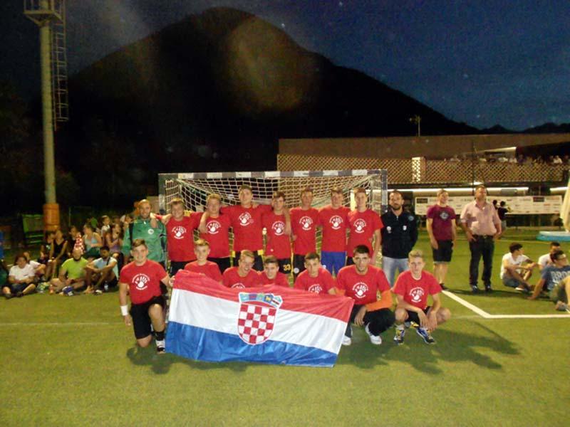 Buje na međunarodnom turniru mladosti u Campo Turesu