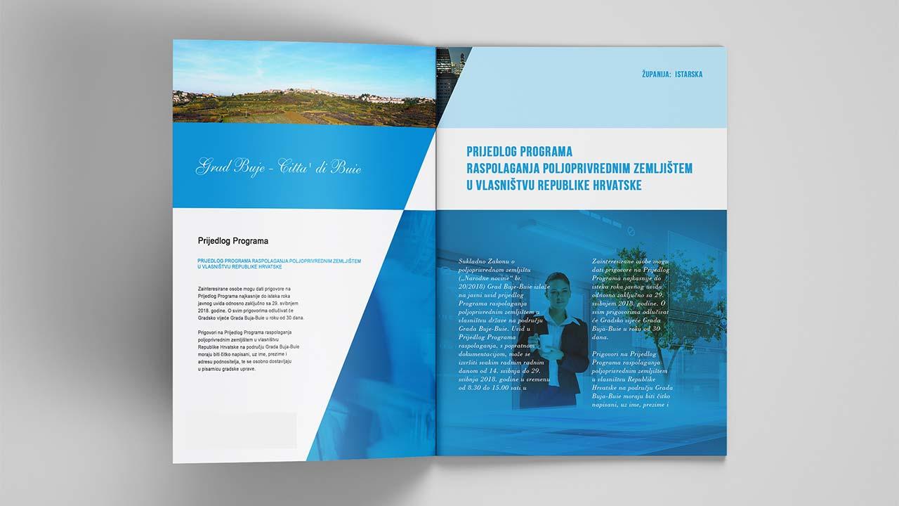 Prijedlog Programa raspolaganja poljoprivrednim zemljistem Buje 14518