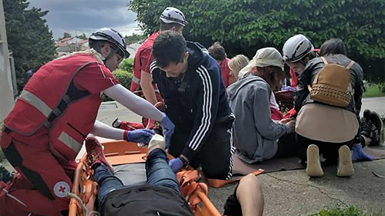 Vjezba evakuacije 17518