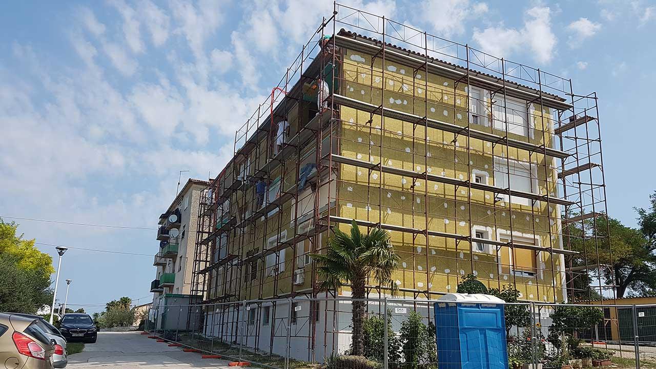 Započela energetska obnova više stambenih zgrada u Bujama