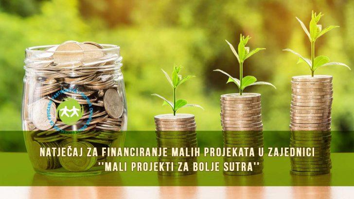 Financiranje bolje sutra buje