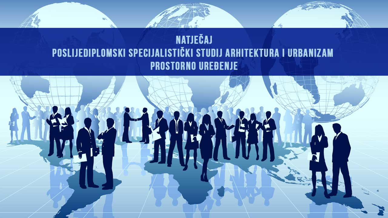 Arhitektonski fakultet natjecaj 301018