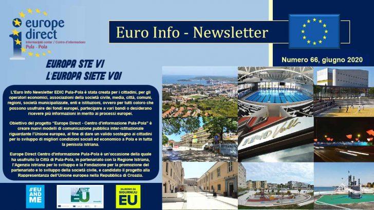Euro Info Newsletter 66 it 2020