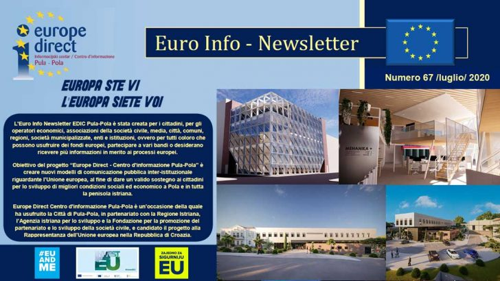 Euro Info Newsletter 67 it 2020