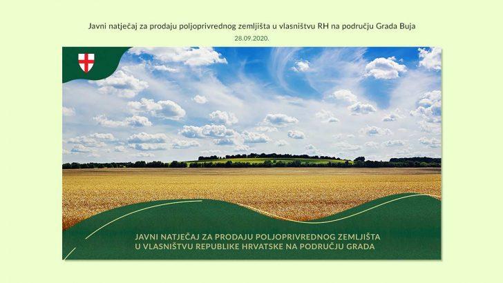 Natjecaj poljoprivredno zemljiste 28920