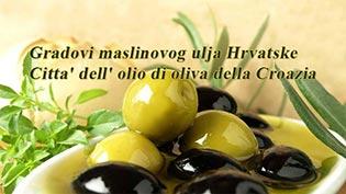 Gradovi maslinovog ulja hrvatske m