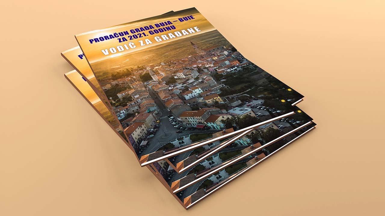 Proračun Buje - vodič za građane