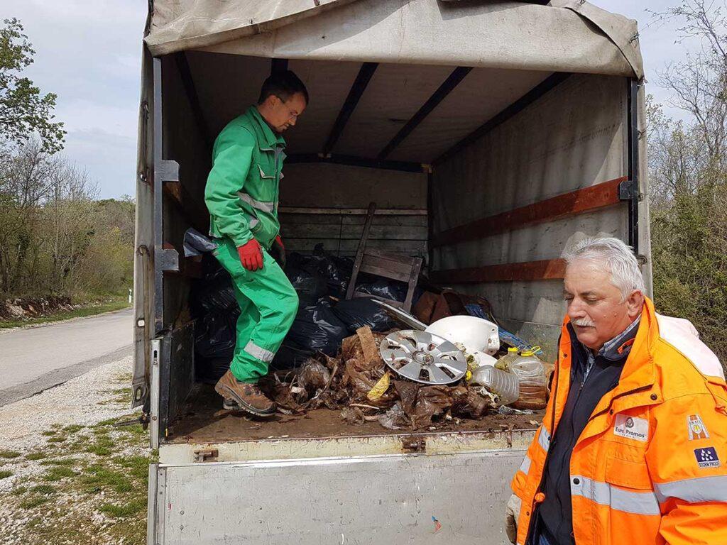 Zelena čistka - Buje 2019. godina