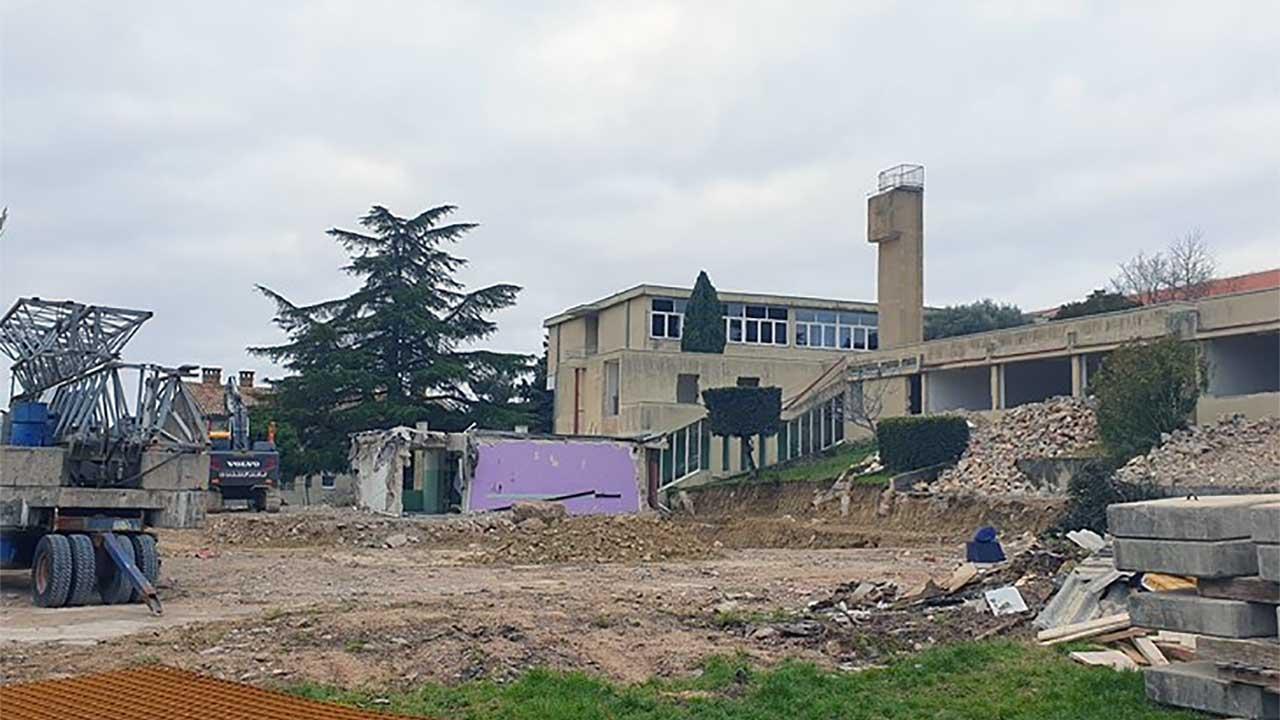 Rekonstruira se i dograđuje Talijanska srednja škola
