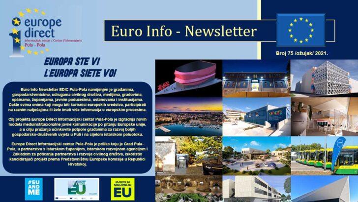 75. Info Newsletters EDIC Pula-Pola