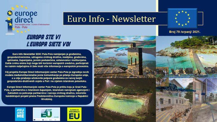 79. EURO INFO NEWSLETTERS EDIC PULA-POLA – 2021. GODINA