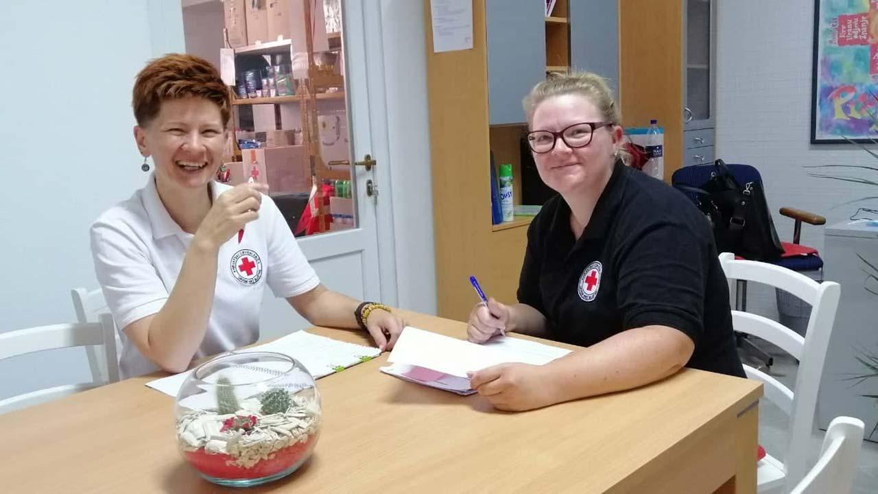 Pilot projekt Pomoć u kući na Bujštini